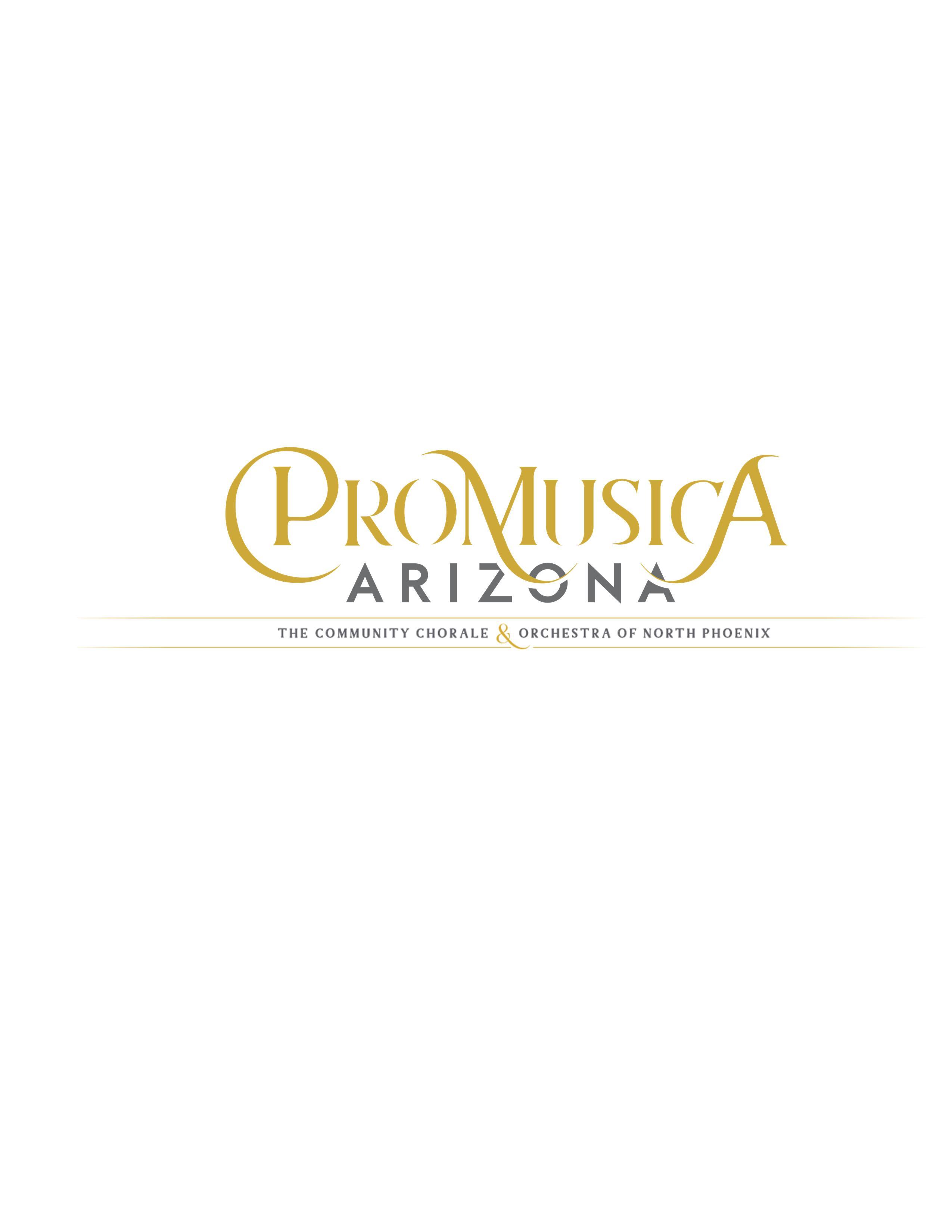 ProMusica Arizona